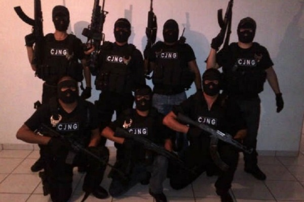 Arrests in Uruguay were linked to the activities of The New Generation Cartel of Jalisco, which was once dubbed one of the most powerful drug trafficking organizations in Mexico