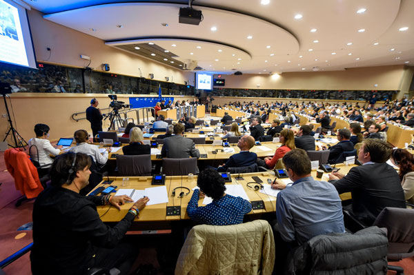 The European Parliament's PANA Committee held a meeting in September with journalists who worked on the Panama Papers investigation