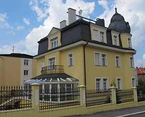 The $1 million house in Karlovy Vary owned by Arzu Aliyeva