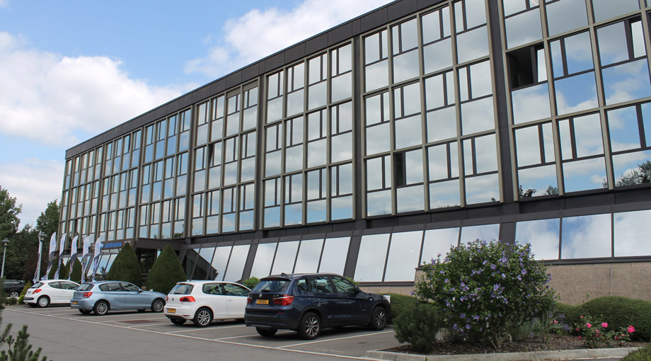 This address in Luxembourg is home to more than 1600 companies