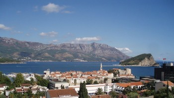 Global Montenegro, a tourism firm co-founded by Milo Djukanovic, owns land in Budva, one of the country's rapidly developing coastal towns