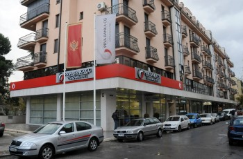Critics say the privatization of First Bank, where Djukanovic, two siblings, and a close friend own shares, is a prime example of the prime minister's conflicts of interest