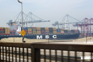 """Counterfeit Marlboros arrived in the Los Angeles-Long Beach port complex, hidden in shipping containers falsely labeled """"toys"""" and """"wicker furniture"""